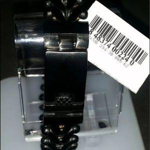 Jewelry - Stainless Steel Chevron Link Bracelet by SUTTON
